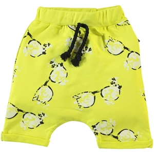 Babycool Yesil Shorts 3-18 Months Baby