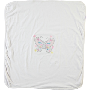 Civil Baby Baby girl Blanket 80 x 80 cm Pink (2)