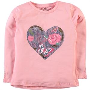 Cvl Age 6-9 Girl Kids Sweatshirt Powder Pink