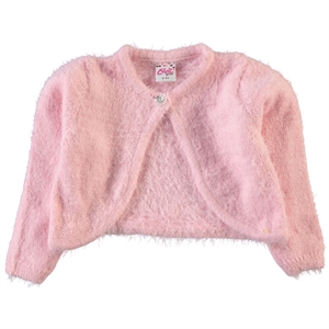 Civil Girls Pink Bolero For Girls Aged 10-13