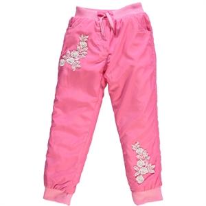 Civil Girls Lower Age 6-9 Girl Sweatpants Pink