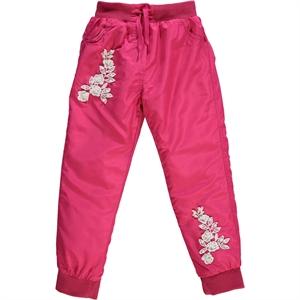 Civil Girls Boy Girl Age 6-9 Fuchsia Tracksuit Bottom