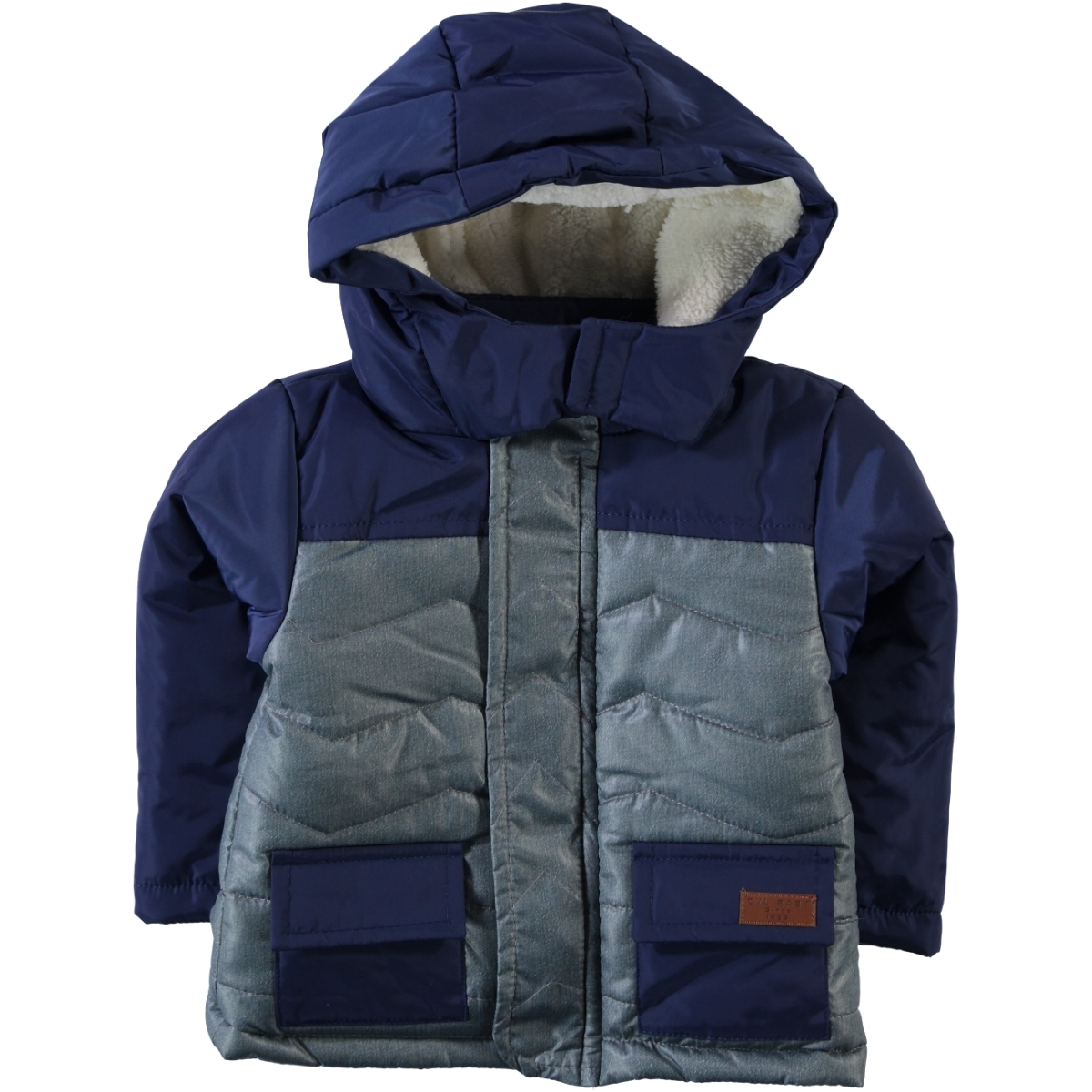 Civil Baby Mont 9-24 Months Baby Boy Navy Blue Micro