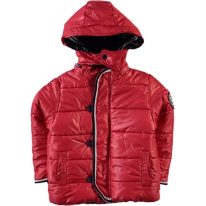 Civil Boys Mont Boy Micro Red 2-5 Years (1)