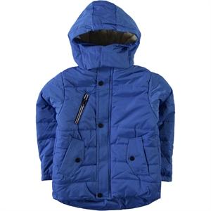 Civil Boys Age 6-9 Boy Blue Micro Jacket Saks