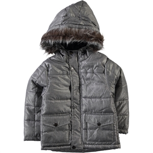 Civil Boys Boy Micro Jacket Grey 2-5 Years