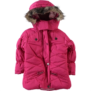 Civil Girls Boy 2-5 Years Girl Fuchsia Jacket Micro