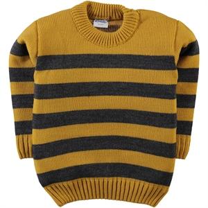Civil Boys Mustard Sweater Boy Age 6-9