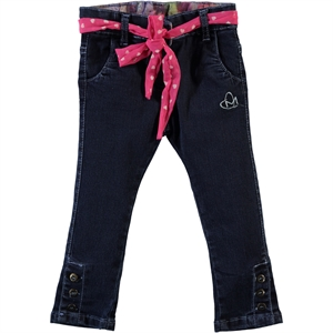 Civil Girls Missiva 2-5 Years Navy Blue Jeans