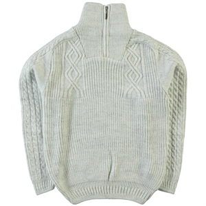 Civil Boys Gray Sweater Boy Age 10-13