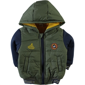 Civil Baby Baby Boy 6-24 Months Mont-Micro-Yesil