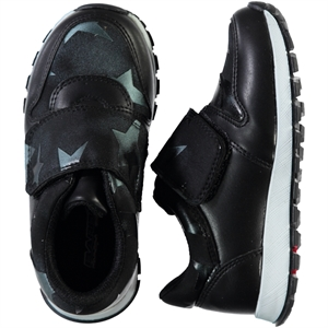 Barbone Numbers 26-30 Boy Black Sneakers (1)