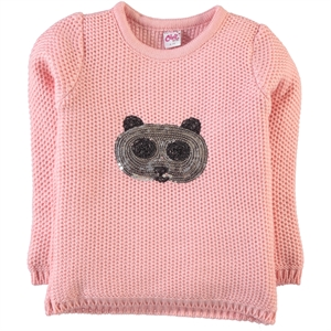 Civil Girls Pink Sweater Girl Age 6-9