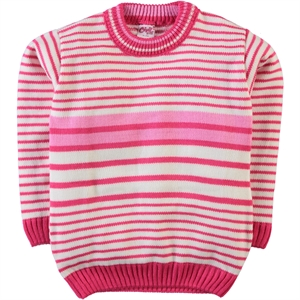 Civil Girls Fuchsia Girl Sweater 6-9 Age