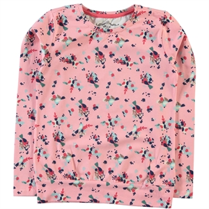 Cvl Powder Pink Sweatshirt Kids Girl Age 10-13