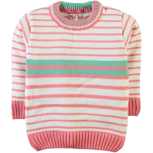 Civil Girls 2-5 Years Of Powder Sweater Girl