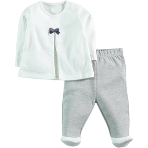 Kiti Kate Baby girl 2-Gray Team 1-12 months