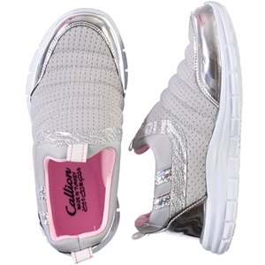 Callion Kids Girl Sport Shoes Gray 31-35 Number