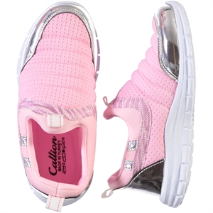 Callion Girl Sport Shoes Kids Pink 31-35 Number (1)
