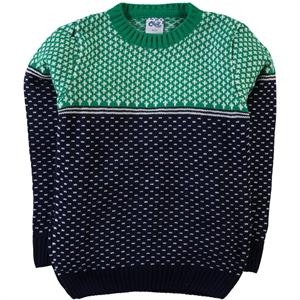 Civil Boys Yesil Age Boy Sweater 6-9