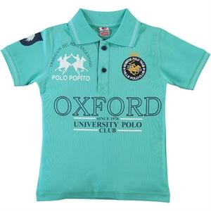 Popito Boy T-Shirt Age 6-9 Yesil