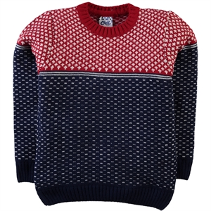 Civil Boys Red Sweater Boy Age 6-9