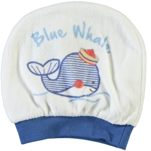Civil Baby Baby Boy Hat Indigo