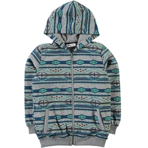 Cvl Gray Cardigan Age 6-9 Boy