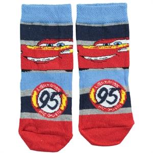Cars Erkek Çocuk Soket Çorap 3-9 Yaş Mavi