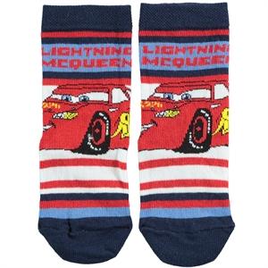 Cars Erkek Çocuk Soket Çorap 3-9 Yaş Lacivert