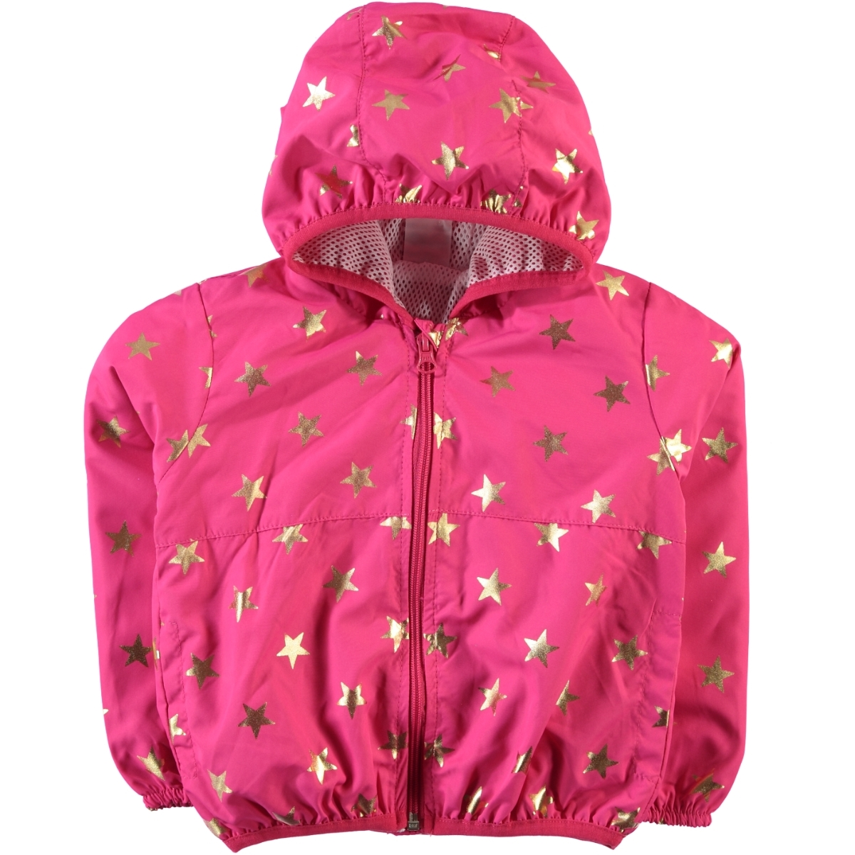 Civil Girls Girl Child Age 10-13 Raincoat Fuchsia