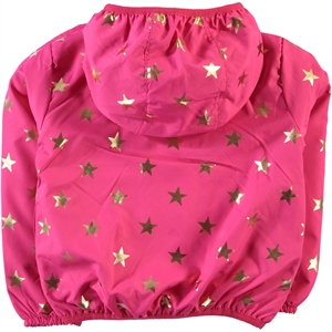 Civil Girls Girl Child Age 10-13 Raincoat Fuchsia (2)