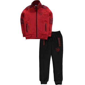 Civil Sport Team Red Tracksuit Age 6-9 Boy