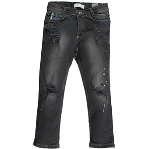Civil Boys Black Boy Pants Age 6-9