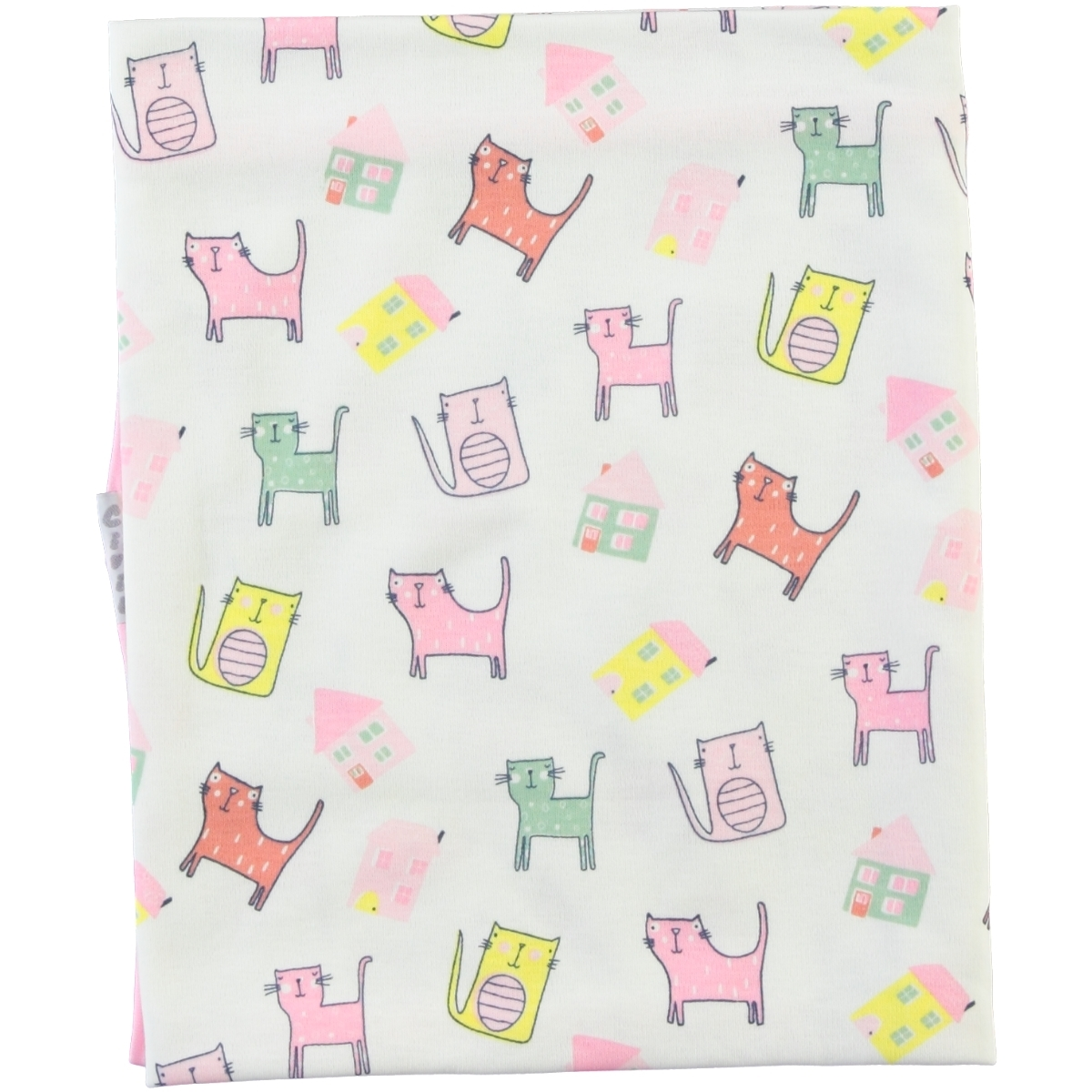 Civil Baby girl Blanket 80 x 80 cm Pink