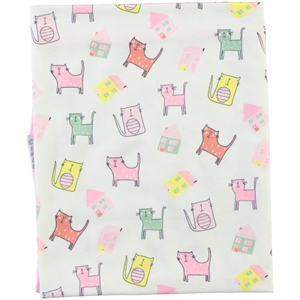 Civil Baby girl Blanket 80 x 80 cm Pink (1)