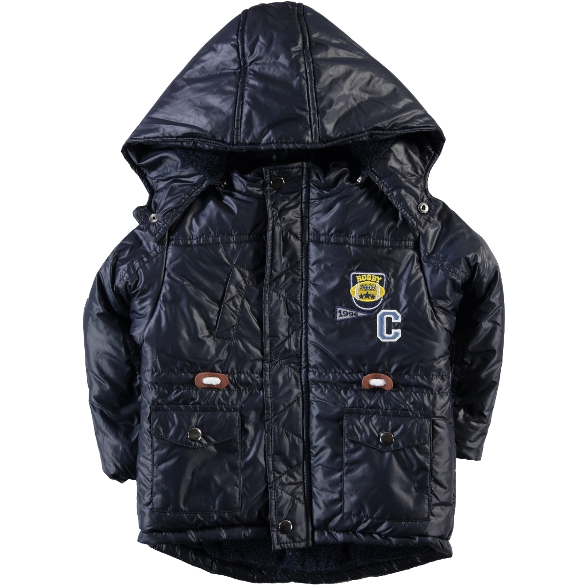 Civil Boys Mont 2-5 Years Navy Blue Boy Micro