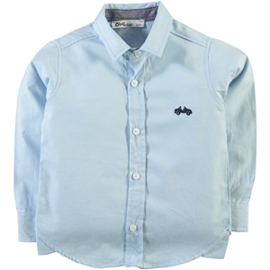 Civil Boys Blue Shirt Boy Age 10-13