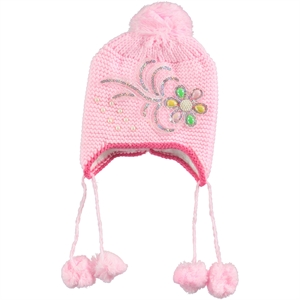 Prahar Pink Hat Girl Boy Age 5-9