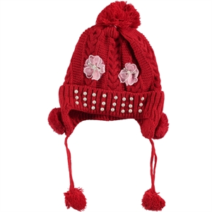 Prahar Red Hat Boy Girl Age 5-9