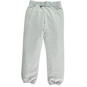 Cvl Lower Age 6-9 Girl Gray Sweatpants