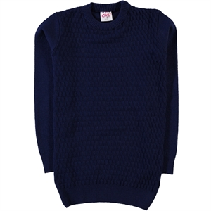 Civil Girls Navy Blue Sweater Girl Age 10-13