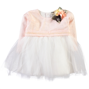 Civil Baby Salmon 9-24 Months Baby Girl Dress