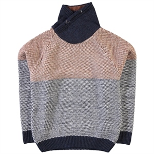 Civil Boys Boy Sweater Indigo The Ages Of 10-13