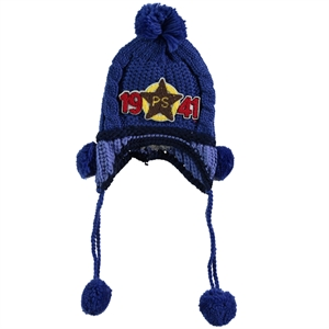Prahar Boy Blue Beanie Saks The Ages Of 9-15