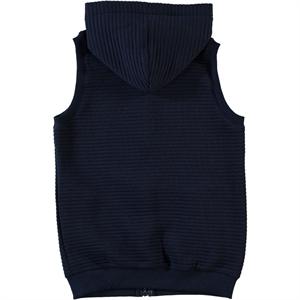 Cvl Navy Blue Boy Vest For Age 6-9 (2)