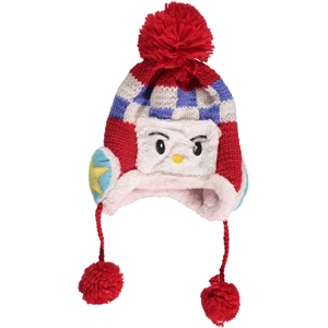 Prahar Baby Boy Beanie Red The Ages Of 9-15