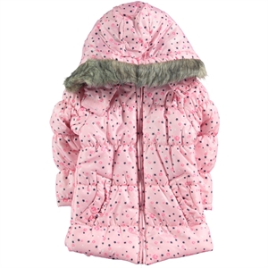 Civil Girls Micro Boy Girl Jacket Pink 2-5 Years (1)
