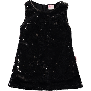 Civil Girls Missiva Black Girls Dress 2-5 Years