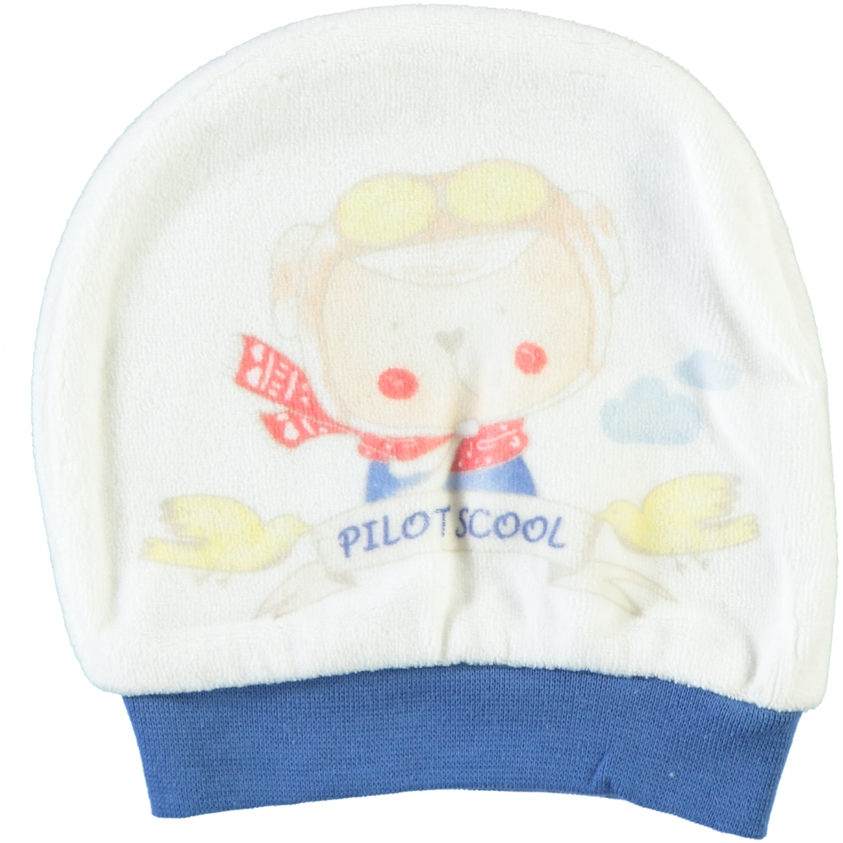 Civil Baby Baby Hat, Indigo